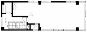キョウワクリエイト第1ビル:基準階図面