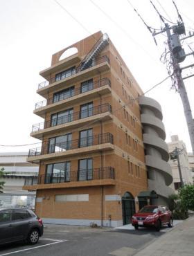 東京ベイサイドビルの外観写真