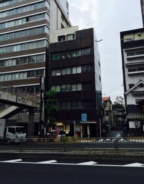 山田ビルの外観写真