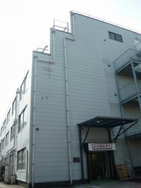 羽田ビルの外観写真