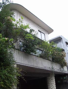 市谷山上ビルの外観写真