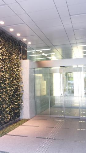 日新青山ビルの内装