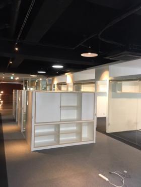 ストーク新宿の内装