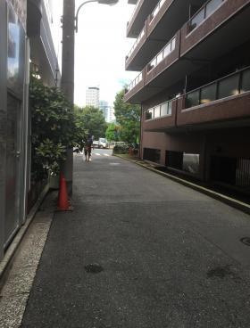 西新宿ダイヤモンドパレスの内装
