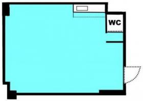 第3平沢ビル:基準階図面