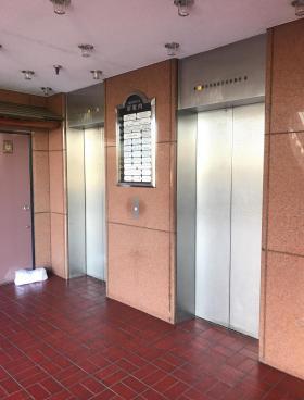 第3平沢ビルの内装