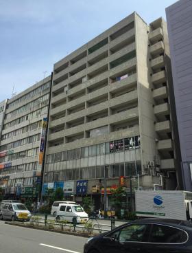 カーサ新宿の外観写真