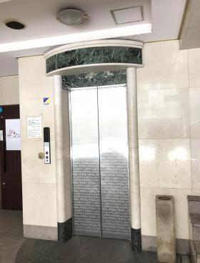 三経20ビルの内装