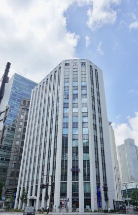 虎ノ門清和ビルの外観写真