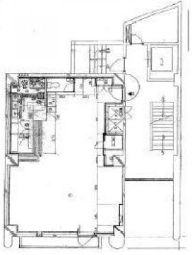 第1オスカービル:基準階図面