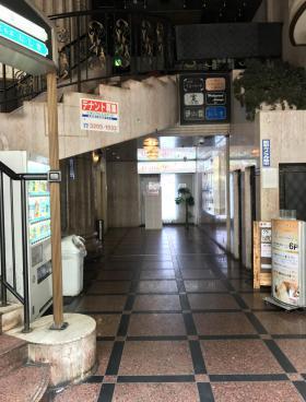新宿ダイカンプラザ星座館ビルの内装