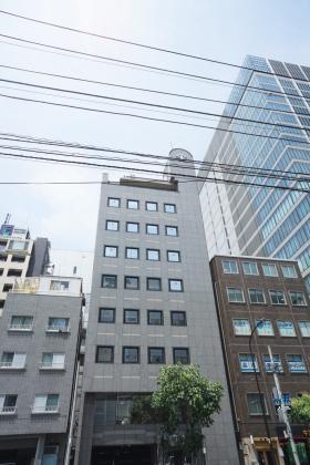 大島ビルの外観写真