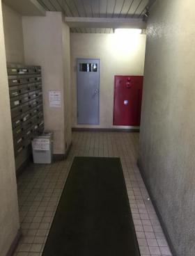 バラードハイム新宿渡辺ビルの内装