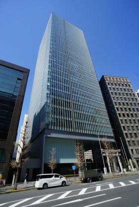 虎ノ門琴平タワーの外観写真
