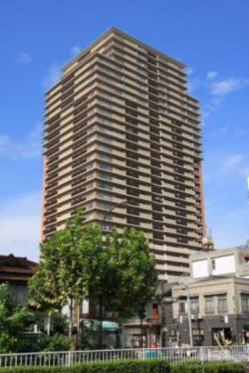 アイ・マーク・タワービルの外観写真