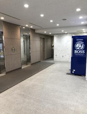 赤坂KSビルの内装