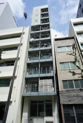 EXE日本橋ビルの外観写真