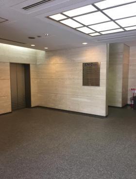 第一びる西館(旧CN-2ビル)ビルの内装