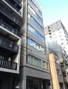 イマス日本橋福山ビルの外観写真