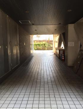 リッツパラシオビルの内装