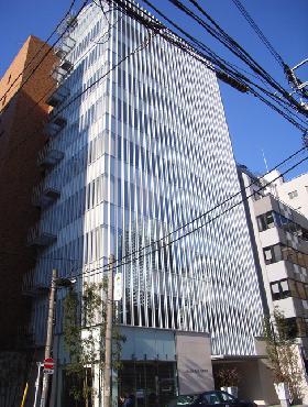 Mayapada Shiodome Plaza(旧汐留プラザ)のエントランス