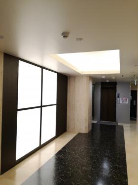 広尾オフィスビルの内装