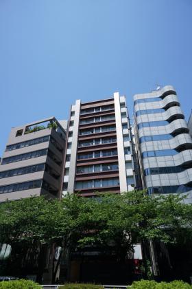 広尾オフィスビルの外観写真