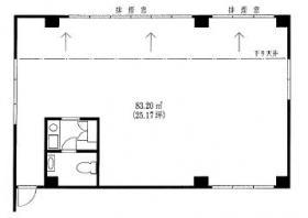 シュバルマラン:基準階図面