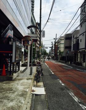 ビラージュ笹塚Ⅲビルの内装