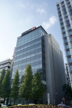 HSBCビルディングの外観写真