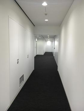 HSBCビルディングの内装