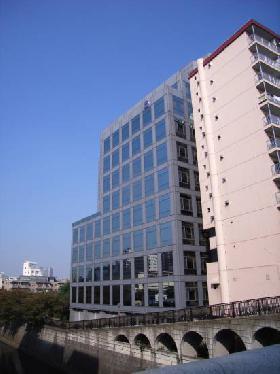 オリックス目黒ビルの外観写真