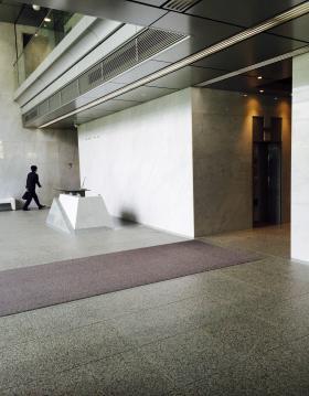 オリックス目黒ビルの内装