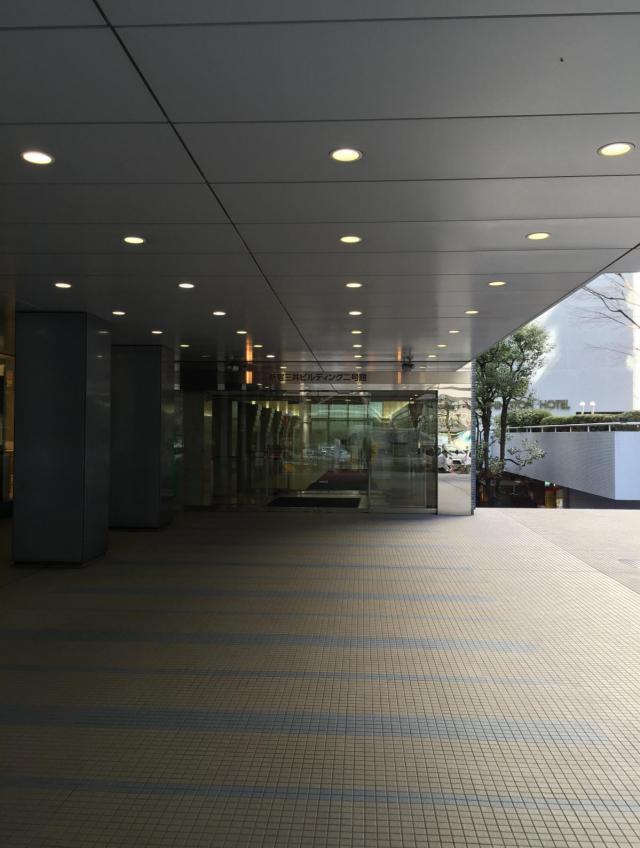 新宿三井ビルディング二号館の内装
