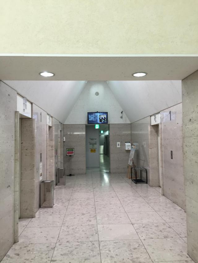 新宿三井ビルディング二号館 8F 130.81坪(432.42m<sup>2</sup>)の内装