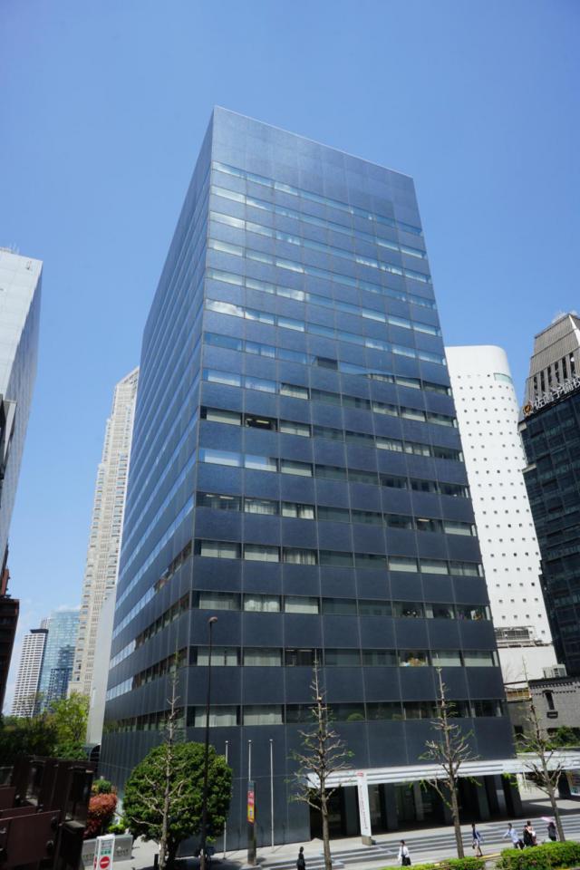 新宿三井ビルディング二号館の外観