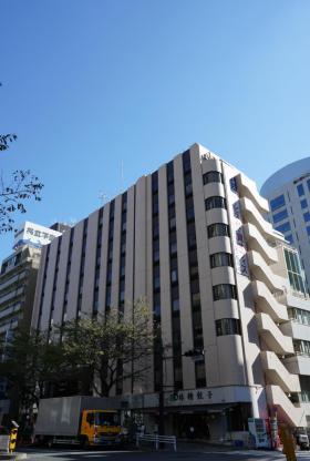 アイオス広尾ビルの外観写真