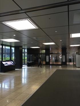 新宿三井ビルディングの内装