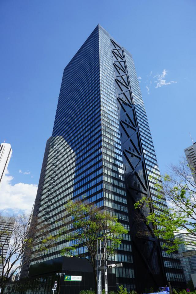 新宿三井ビルディング 17F 154.17坪(509.65m<sup>2</sup>)