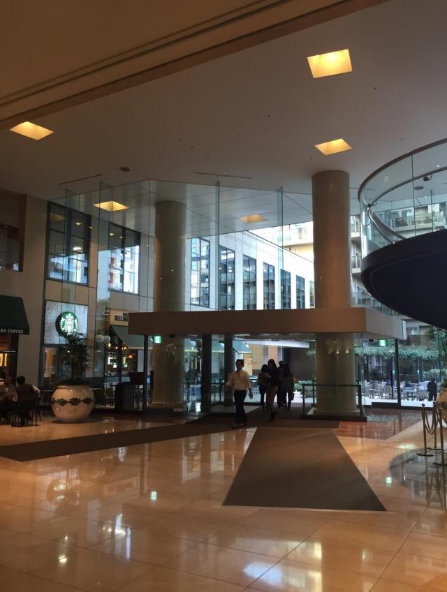 西新宿三井ビルディング 1F 134.46坪(444.49m<sup>2</sup>)の内装