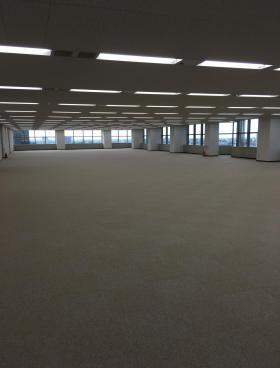 西新宿三井ビルディングの内装