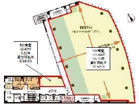 神宮前M-SQUARE:基準階図面