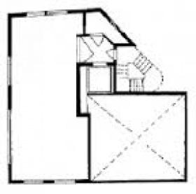 エースビルディング:基準階図面