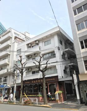 東銀青山ビルの外観写真