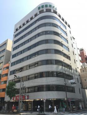 新宿御苑ビルの外観写真