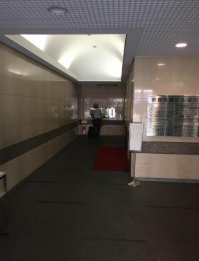 新宿御苑ビルの内装