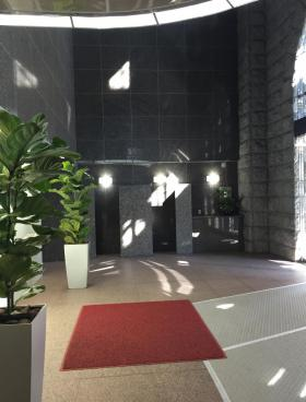 YKBエンサインビルの内装