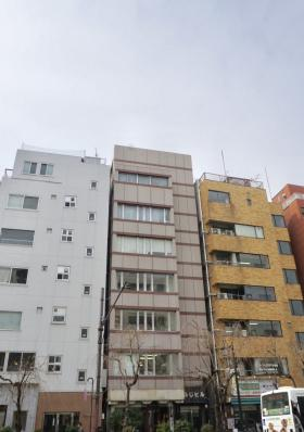 ふじビルの外観写真