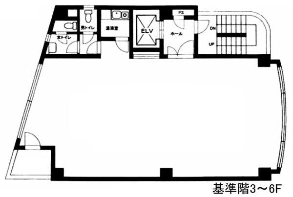 東京都渋谷区東3