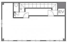 第1Nビル:基準階図面